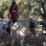 Taller de equitación encinar de Escardiel 2019 -2