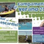 Información sobre los campamentos 2019